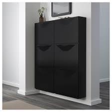 Ikea Shoe Drawers Trones Shoe Storage Cabinet Black Ikea