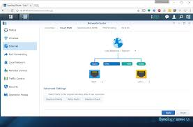 check balancing software how to setup a dual wan router with synology srm custom pc review