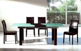 expandable dining table set best inspiration interior ideas for glass dining room combined with wooden legs expandable dining table and four chairs