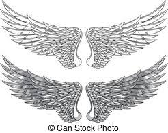 hawk wing clipart. Modren Clipart Eagle With Emblem Clipart Vectorby Dagadu15229146 Wings  Vector Wings With Hawk Wing I