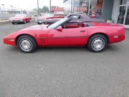 1986 Chevrolet Corvette Convertible For Sale usa