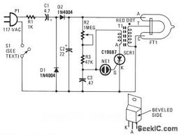 strobe light circuit diagram ireleast info led strobe light circuit diagram nest wiring diagram wiring circuit