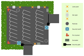 Site Plan Template Site Plans Solution Conceptdraw Com