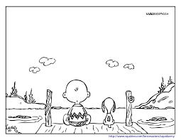 Small Picture 42 best Peanuts coloring pages images on Pinterest Coloring