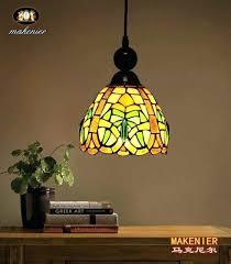 makenier tiffany style stained glass decorative pattern vintage tiffany style pendant lights tiffany style ceiling light
