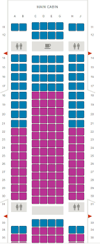 Hawaiian Airlines Flight 25 Seating Chart Extra Comfort Seats