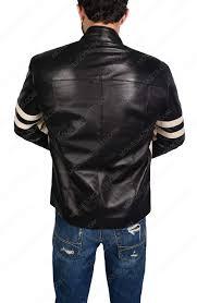 mens vintage biker jacket