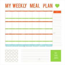 menu planner template free weekly menu planner template arcgerontology info