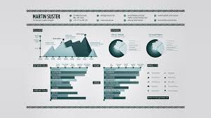 Infographic Resume by Studio Creosoul