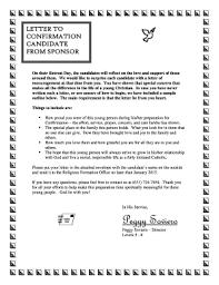 Letter Of Encouragement For Confirmation Retreat Editable