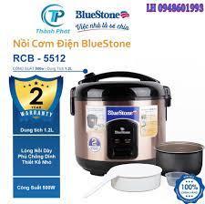 Nồi cơm điện Bluestone RCB-5512 1.2L - Bảo hành chính hãng 2 Năm - Nồi cơm  điện