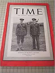 Time Magazine (1940) World War II - R.A.F. Over Flanders Fields - Battle of  France - Portraits of France At War - Battle Map - German Blitzkrieg -  WWII: Henry Luce: Amazon.com: Books