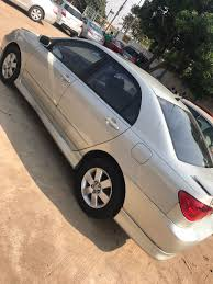 SOLD. Price reduced Lagos Cleared 2003/2004 Toyota Corolla Sport ...