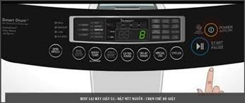 Hướng Dẫn Sửa Máy Giặt LG Báo lỗi E 6 – Sửa Máy Giặt Sa Lát