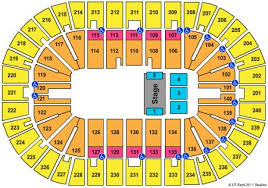 Studious Us Bank Arena Seat Chart U S Bank Arena Seating