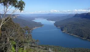 Burragorang Lookout And Picnic Area Nsw National Parks
