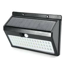 solar powered outdoor security light motion detection exterior security lights solar powered led motion sensor wall light outdoor garden solar powered