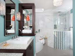 Robin Egg Blue Bedroom Tropical Bathroom Decor Pictures Ideas Tips From Hgtv Hgtv