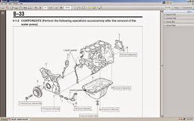 KP Gasket: Daihatsu JB-JL and JB-DET engine, bottom part.