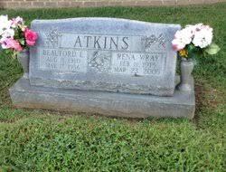 Rena Wray Atkins (1915-2005) - Find A Grave Memorial