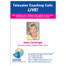 tele sales training telesales coaching calls live telesales sales training resource