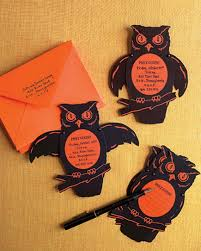 Halloween Invitations Cards Easy Handmade Halloween Invitations And Cards Family