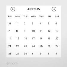 custom calendar templates android customization how to create custom android ui components