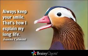 Smile Quotes - BrainyQuote via Relatably.com