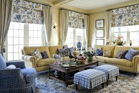 french country blue french country blue and yellow decor living room traditional with area rug way