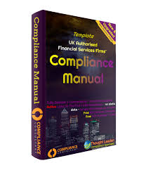 Compliance Manual Template Template Compliance Manual S24 Skilled Persons Reports 5