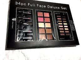makeup kit 34 pc piece full face cosmetic max studio