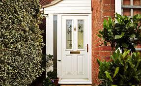 back doors front door replacement