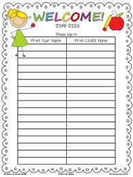 Open House Sign In Open House Sign In Sheet Freebie