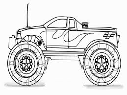 Grave Digger Colors Best Of Monster Jam Coloring Pages To Print Page