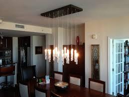 dining room chandelier height from floor dining room chandelier