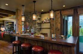 Luxury Home Bar Deisgns. Lounge Bar Design