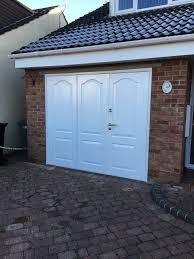 bgid stirling side hinged door with bifold