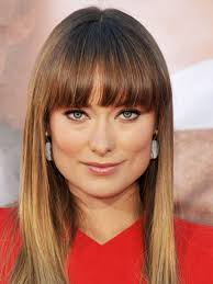Square Face Bangs Hairstyle Best Hairstyle For Your Face Shape In 2015 Hairstylelover