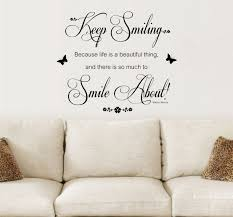 Small Picture Trending Wall Art Quotes Decals for Home Decor My new room