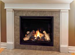 ceramic logs for gas fireplace