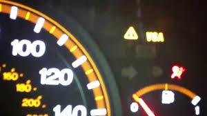 Triangle Warning Light Honda Vsa Light Stuck On Honda Odyssey Forum