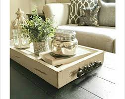 How To Decorate A Coffee Table Tray Sweet Inspiration Decorative Coffee Table Trays Tray Etsy Decorating 55