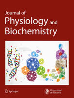 journal of physiology and biochemistry incl option to publish  journal of physiology and biochemistry