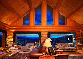Ranch Living Room Echo Valley Ranch And Spa The Cariboo Audley Travel