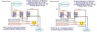 24 volt trolling motor wiring solidfonts 24 volt system wiring diagram nilza net