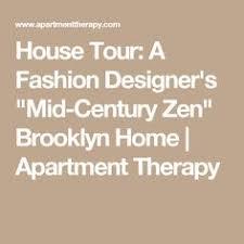 cozy furniture brooklyn. Tour A Fashion Designer\u0027s \ Cozy Furniture Brooklyn L