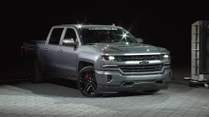 Truck chevy concept one truck : Chevrolet Performance at SEMA 2017 | Silverado Performance Concept ...