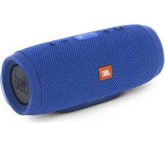 jbl portable speakers. jbl charge 3 portable bluetooth wireless speaker - blue jbl speakers