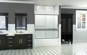 dreamline infinity z shower door installation sliding bath screen