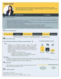 Visual Resume Templates Unique Visual Resume Samples Random Pinterest Resume Format Template